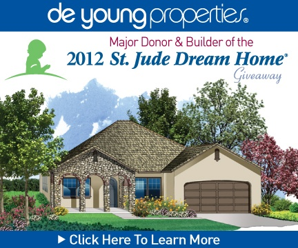 St Jude Dream Home  Fresno Ca