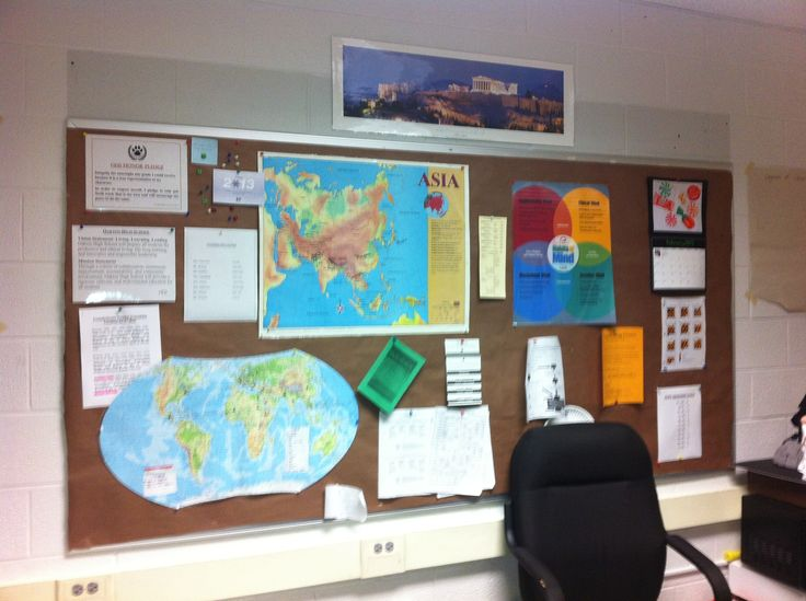 Social Studies Classroom Decoration Ideas : Social studies board decorations and classroom