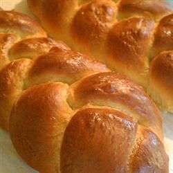 Bread Machine Challah I, photo by Treat