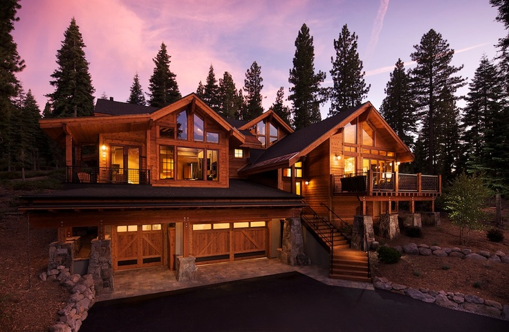 Pinterest - Wooden dream houses ...