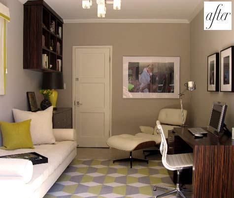 Guest Room Office Decorate Pinterest