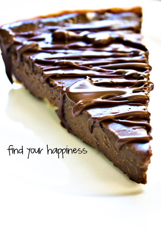 Triple Chocolate Pumpkin Pie Recipe — Dishmaps