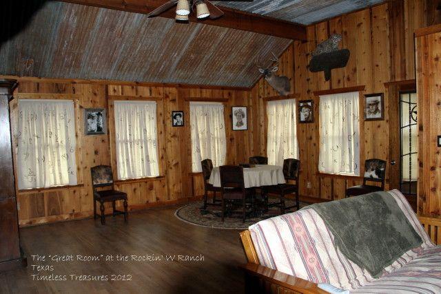 rusted barn tin ceiling - photo #16