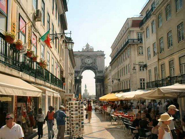Baixa, Lisbon | RentTheSun