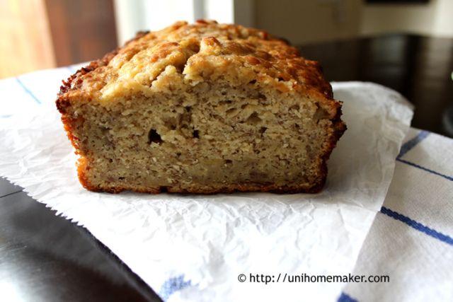 Buttermilk Banana Bread | Recipes of note | Pinterest