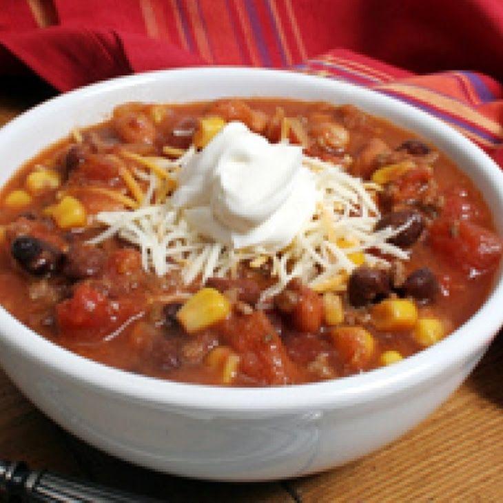 South Beach Taco Soup Recipe | Yummy | Pinterest