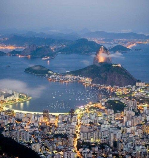 Rio De Janeiro Brazil Travel Places Beautiful Places Around The