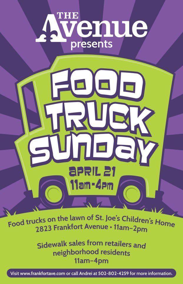 Food truck event flyer | Food Truck Event Promos | Pinterest