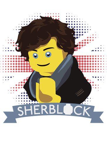 charm for bracelet Sherblock Holmes  ForHumanPeoples  Wishlist
