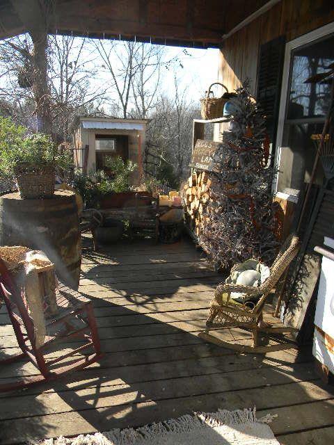 terrasse bois noel
