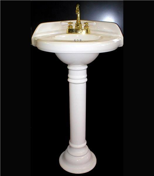 Cool Pedestal Sinks : ... cool white led illuminated inline chromehib cyclone cool white led