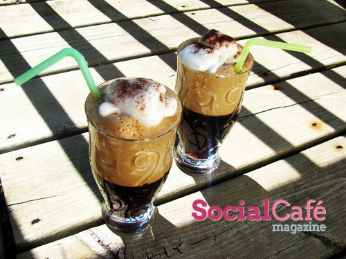 Coffee Frappe Recipe | SocialCafe Magazine ..---Delicious and easy to ...