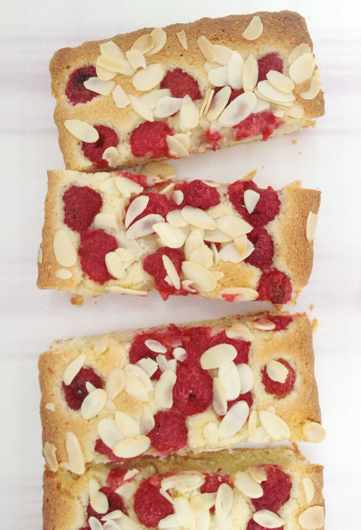Very Versatile Frangipane Cake – Raspberries and almong