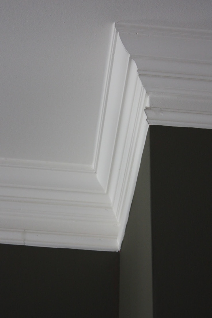 Super Thick Crown Molding Trick