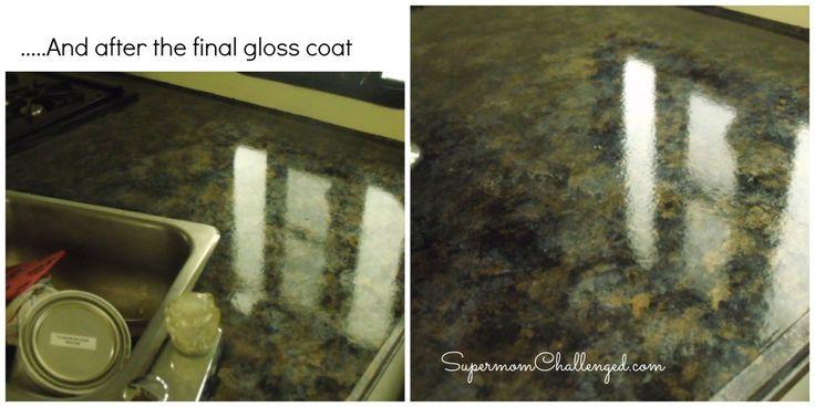 Giani Granite Countertop Paint Review Kitchen Pinterest