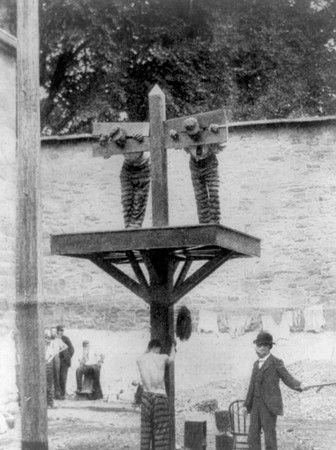 Whipping Post and Pillory