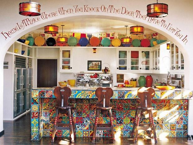 Famosos mostram bom gosto até na hora de decorar a cozinha: veja fotos - Notícias - Casa GNT