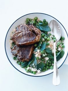 donna hay: spiced lamb chops | food | Pinterest