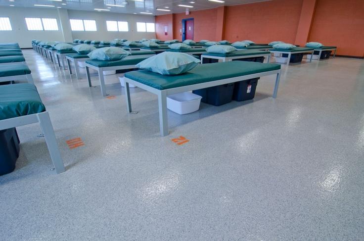 Stonhard Flooring : Stonhard Epoxy Flooring