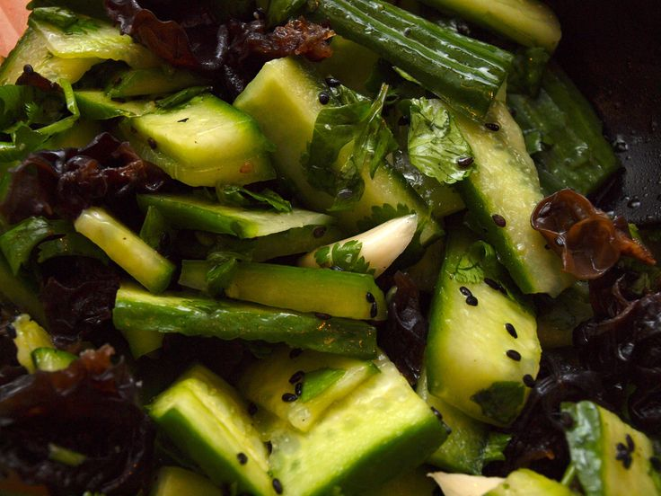 Chinese Cucumber Salad | Recipe