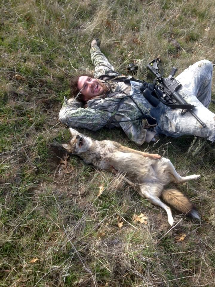 how to train a dog to hunt coyotes