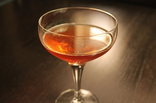Oscar Cocktails - The Lincoln: A whiskey and maple cocktail inspired ...