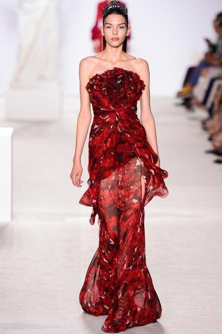 Giambattista Valli Fall 2013 Couture