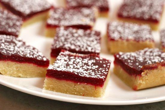 Cranberry Bars | Christmas Cookies | Pinterest
