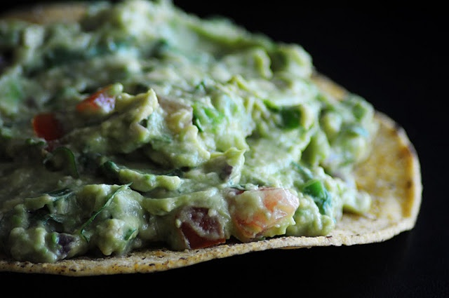 Classic Guacamole!! | yumm...I could eat that | Pinterest