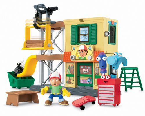 Pin By Suliaszone On Handy Manny Toys Pinterest