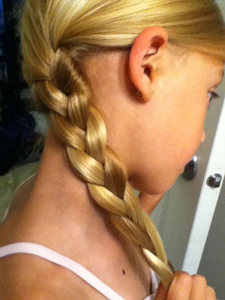 Light golden brown lowlights! | Hair streaks | Pinterest