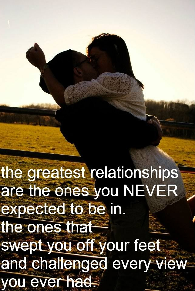 unexpected love quotes pinterest