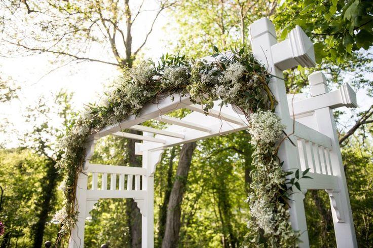 Wedding Flowers Long Island Wedding Flower Arch By Long Island Wedding Florist Bella Flowers