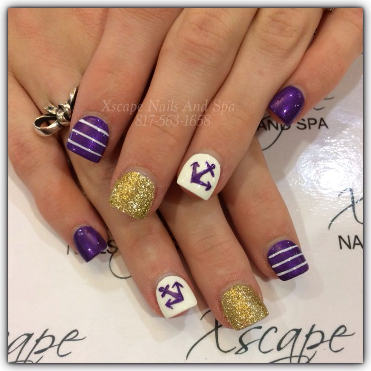 Very Best Anchor Nail Designs 736 x 736 · 65 kB · jpeg