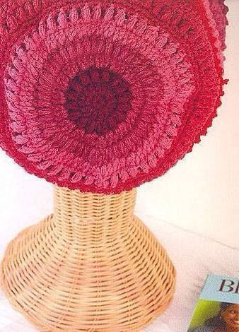Crochet cap pattern | Crochet tops | Pinterest