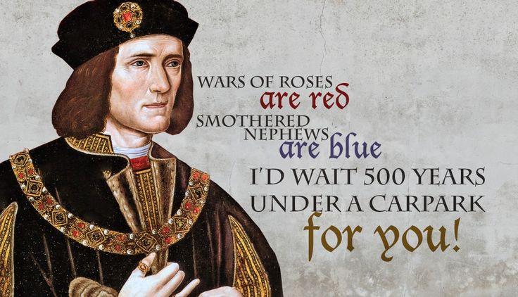 richard iii valentine
