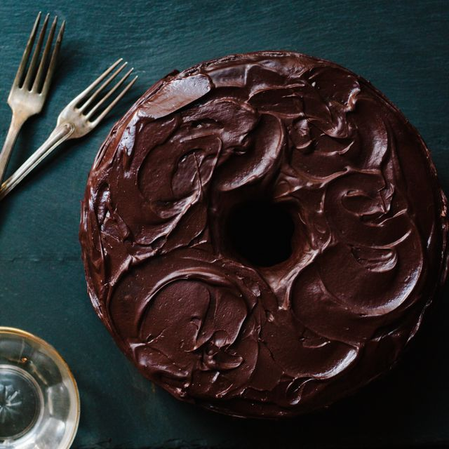 Chocolate Cherry Pound Cake | Yossy (of Apt 2B Baking Co.) for ...