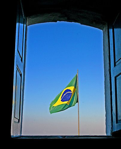 Wake up to my Brazil