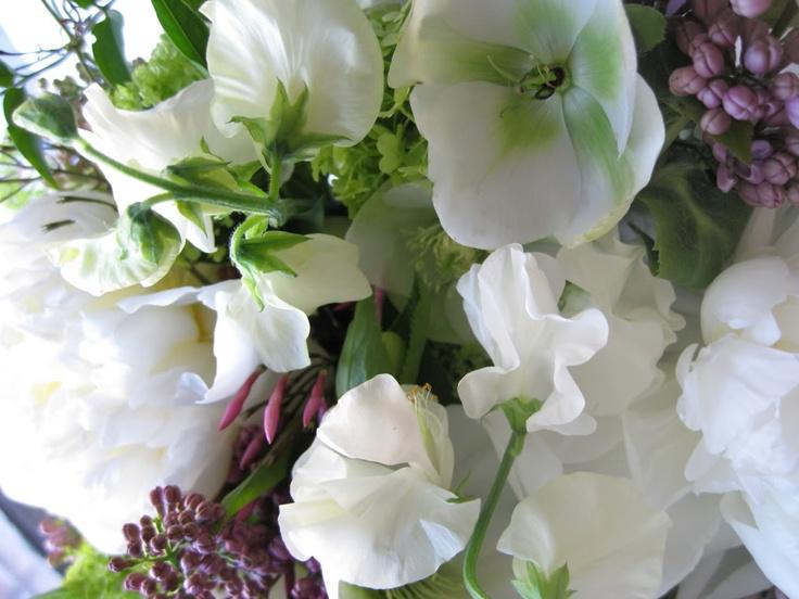more like this sweet peas jasmine and peonies