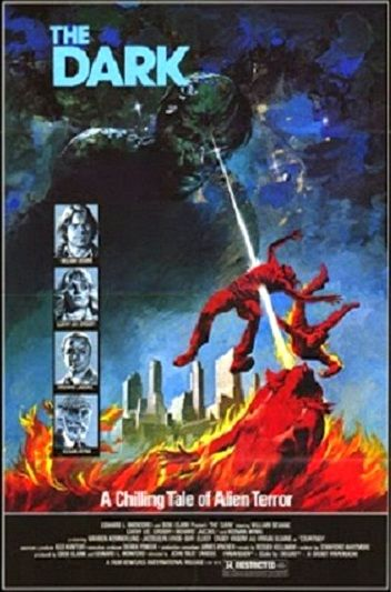 Cartel película: Oscuridad, The Dark (The Mutilator) (1979)