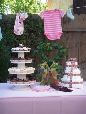 how to throw a baby shower on a budget party fun pinterest