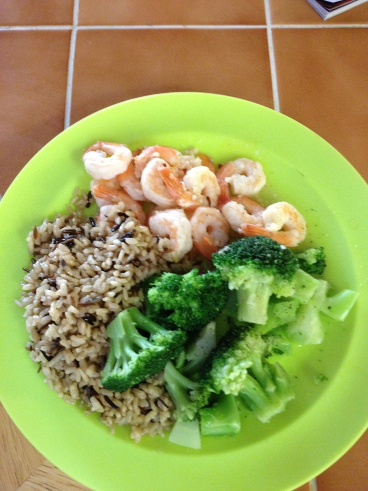 Clean garlic lime shrimp | Things I've Made inspired by pinterest | P ...