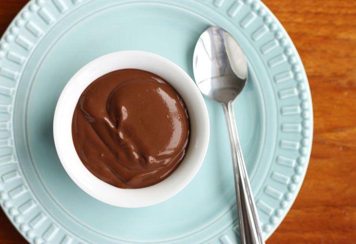 Scientifically Sweet: Deep Dark Chocolate Pudding (gluten-free!)