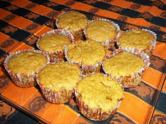 Pumpkin Butterscotch Muffins | Great Way to Start off the Day | Pinte ...