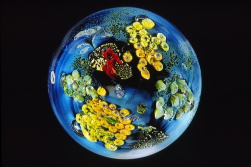 planets blown glass cups - photo #15