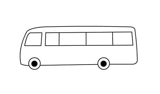 Easy To Draw Bus Best Cars 2018