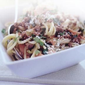 re not sure how to make Carbonara, try our low fat Spaghetti Carbonara ...