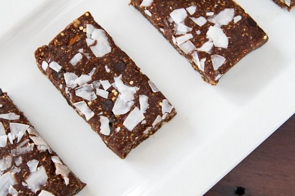 ... No Bake Peppermint Patty Bars II – Naturally Sweetened With Dates
