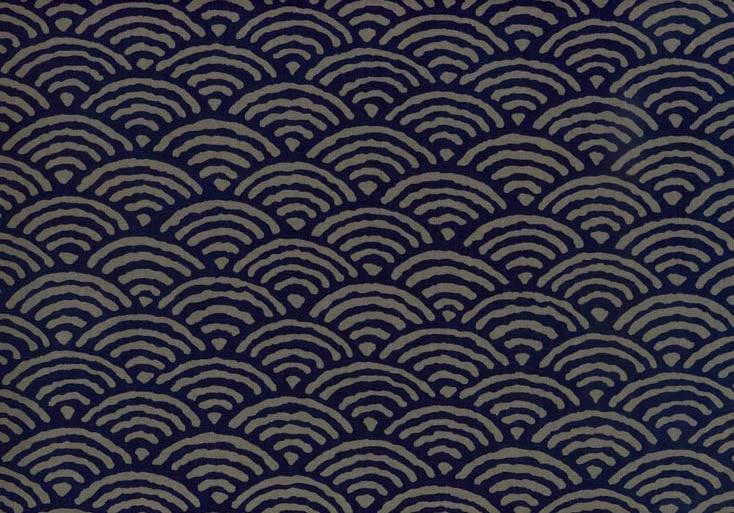 japanese indigo fabrics | Japanese Style | Pinterest