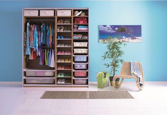 Despues espacios pinterest - Diseno interior armarios ...